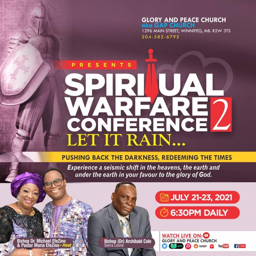 Spiritual Warfare 2-2