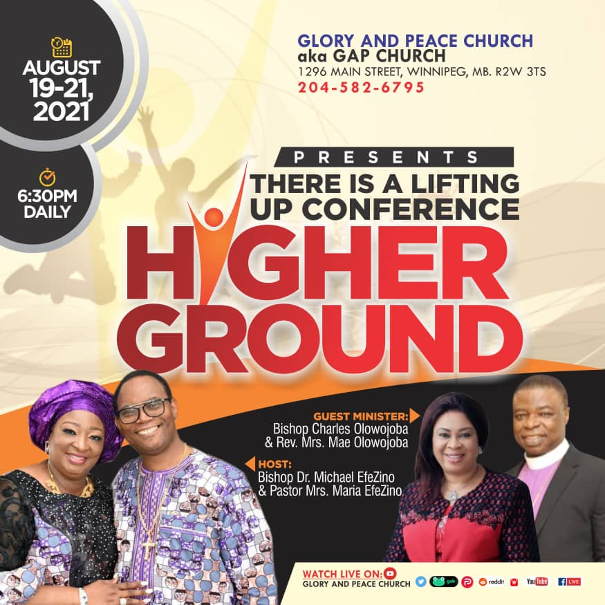 Higher Ground Conference